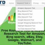 Amazon関連語ツールを試してみた(Keyword Tool Dominator)